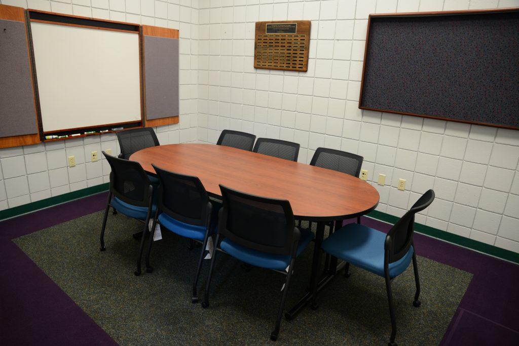 GOBCC Alumni Room