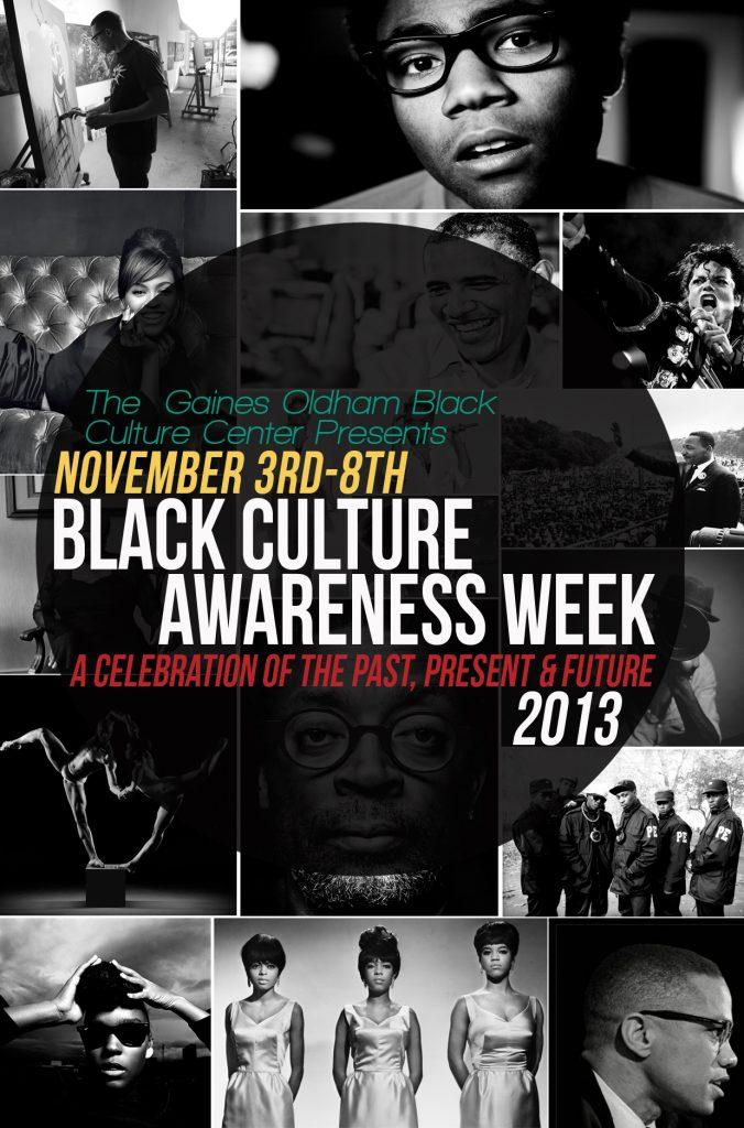 Black Culture Awareness