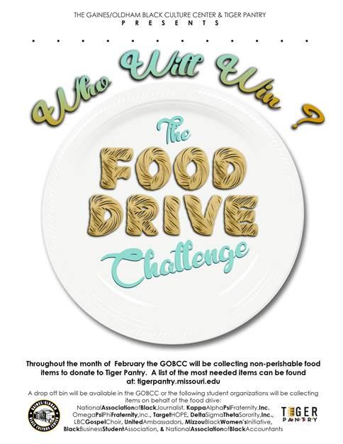 2014 Food Drive Challenge