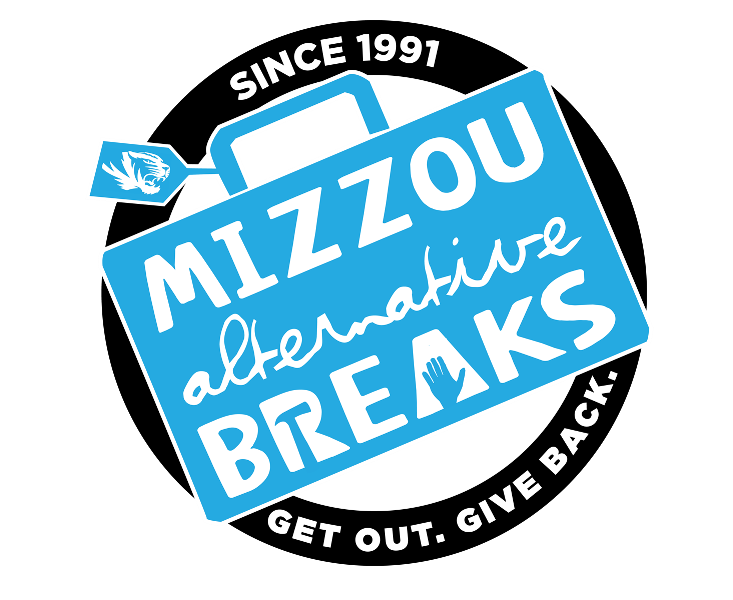 Mizzou Alternative Breaks Logo