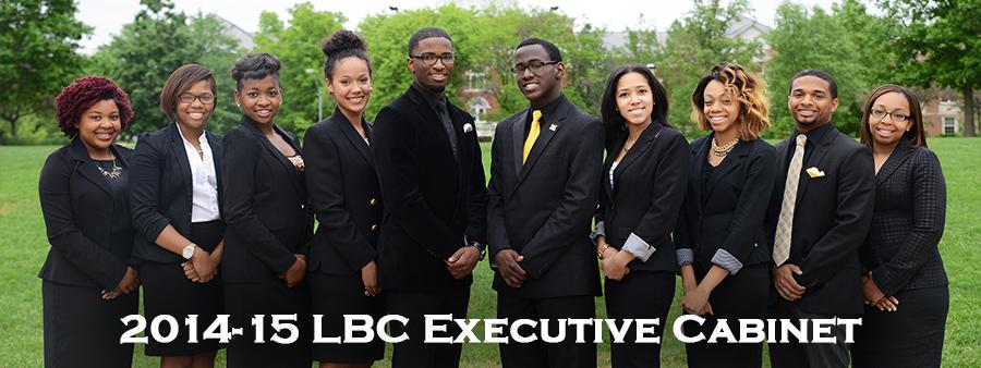 LBC Executive Cabinet