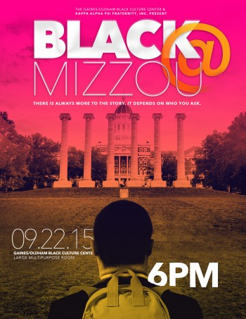 BLACK AT MIZZOU